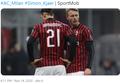 Bawa AC Milan Menang, Ibrahimovic Ungkap Kabar Gembira Soal Mandzukic
