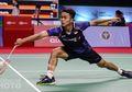 Hasil BWF World Tour Finals - Lawan Chou Tien Chen, Ginting Keok Lagi