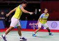 Thailand Open 2021 - Tangis Haru Greysia Polii di Pinggir Lapangan Usai Persembahkan Juara untuk Indonesia
