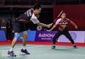 Thailand Open 2021 - Meski Raketnya Sempat Patah, Ahsan/Hendra Gilas Wakil Inggris dan Lolos ke Babak Kedua!