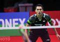 Jonatan Christie Dianggap Belum Siap,  Indonesia Andalkan Anthony dan Shesar di 2 Turnamen Eropa