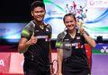Thailand Open 2021- Saling Lempar Emot Cinta, Praveen/Melati Bikin Netizen Heboh