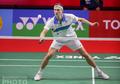Lawannya Masih Bau Kencur, Viktor Axelsen Ngaku Bisa Bersantai Saat Main di Final Kejuaraan Eropa 2021