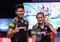 Malaysia Open 2021 - Kans Praveen/Melati Bayar Kegagalan 3 Tahun