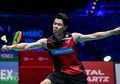 Juara All England 2021, Lee Zii Jia Tantang Anthony Sinisuka Ginting