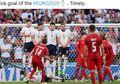 EURO 2020 - Fakta di Balik Hilangnya Keperawanan Gawang Timnas Inggris