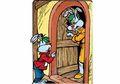 Cergam Bobo: Gara-Gara Palang Pintu