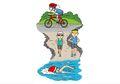 Triathlon, Gabungan 3 Jenis Olahraga Sekaligus