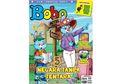 Majalah Bobo Edisi Terbaru 23 (Terbit 14 September 2017)