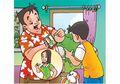Paman Kikuk, Husin dan Asta: Langsing di Foto