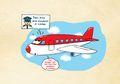 Ukurannya Memang Kecil, Namun Abu Vulkanik Berbahaya bagi Pesawat
