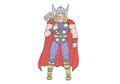 Thor, Dewa Petir Dalam Mitologi Nordik