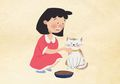 5 Penyakit yang Mudah Menyerang Kucing Saat Musim Hujan