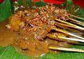 Satai Padang, Kuliner khas Sumatera Barat