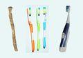 Sejarah Sikat Gigi dari Ranting Hingga Plastik