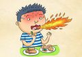 Punya Penyakit Maag? Hindari Makanan Ini, ya!