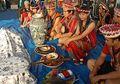Uniknya Upacara Pernikahan Suku Kutai