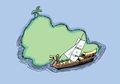 5 Perahu Nusantara