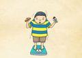 Mengenal Obesitas dan Cara Mencegahnya