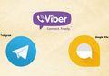 3 Aplikasi yang Mirip dengan WhatsApp