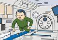 Bagaimana Astronaut Berpuasa dan Beribadah di Ruang Angkasa?