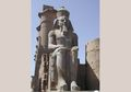 Patung Raksasa Raja Mesir Kuno, Ramses II Pindah ke Rumah Baru
