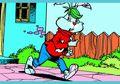 Cergam Bobo: Bunga Melati Merah