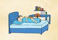 Ternyata Tidur Siang di Saat Puasa Itu Baik, lo! Inilah 3 Manfaatnya