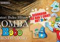 Suka Menulis Cerita? Yuk, Ikut Lomba Bobo Friends' Story Misteri Buku Hitam! (2)