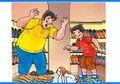 Paman Kikuk, Husin, dan Asta: Sepatu Baru