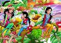 Negeri Dongeng: Peri Jamur Polkadot
