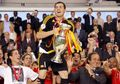 Terikat Lewat Rivalitas El Clasico, Messi Hantarkan Casillas Pensiun