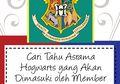 Cari Tahu Asrama Hogwarts yang Akan Dimasuki oleh Member EXO!