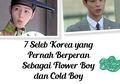 7 Seleb Korea yang Pernah Berperan Sebagai Flower Boy dan Cold Boy
