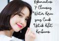 Rekomendasi 7 Cleansing Water Korea yang Cocok Untuk Kulit Kombinasi