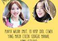 Punya Wajah Imut, 10 Kpop Idol Cewek yang Masih Cocok Sebagai Maknae. Kamu Setuju?