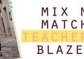 Tips Memakai Teacher's Blazer untuk Bergaya Kece