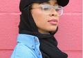 7 Inspirasi Gaya Tomboy ala Hijab Fashion Blogger Dubai Saufeeya B. Goodson