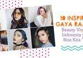 10 Inspirasi Gaya Rambut Beauty Vlogger Indonesia yang Bisa Kita Tiru