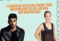 7 Komentar Seleb Hollywood yang Menyinggung Seleb Lain dan Jadi Kontroversi