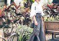 8 Inspirasi Padupadan Wide Leg Pants dari Para Selebgram Buat Lebaran