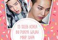 13 Seleb Korea Ini Punya Wajah Mirip. Siapa Favoritmu?