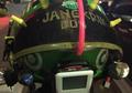 7 Foto Helm Driver Ojek Online yang Kocak dan Bikin Ngakak