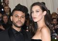 Digosipkan Balikan, Ini Timeline Lengkap Hubungan Bella Hadid & The Weeknd