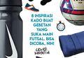 8 Inspirasi Kado Buat Cowok yang Suka Main Futsal. Bisa Dicoba, Nih!
