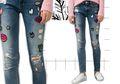 Ubah Jeans Lama Jadi Lebih Kece dengan 5 DIY Jeans Model Kekinian Ini!