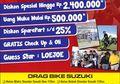 Suzuki Mega Camp 2014 Siap 'Bakar' Gowa