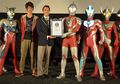 Ultraman Raih Penghargaan dari Guinness Book of World Records