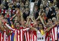 Falcao Menggila, Atlético Madrid Juara Europa League 2012