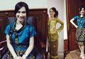 Melody JKT48 Ternyata Cinta Berat Sama Batik, Kalo Nggak Percaya Lihat 5 Buktinya di Sini